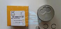 NURAL 87-990111-32 Поршень VW Caddy/T4 1.9-2.4D 79.51mm +1.0