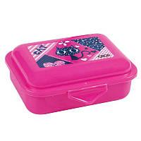 Контейнер для еды, ZB.3050-10 138*104*54 мм, розовый