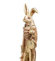 "Декоративная статуэтка с часами ""Кролик Багз Банни"" NS-157"