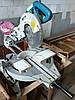 Торцовочная пила с протяжкой Makita LS1013 бу, ход 310 мм, диаметр диска 260 мм