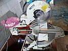 Торцовочная пила с протяжкой Makita LS1013 бу, ход 310 мм, диаметр диска 260 мм, фото 2