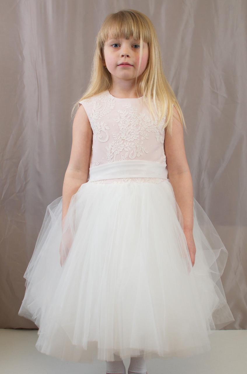 cd285591a5e3932 Нарядное бальное детское платье для праздника, р.134-140 - Exclusive в  Хмельницком