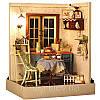 Кукольный домик мини модель Сделай Сам