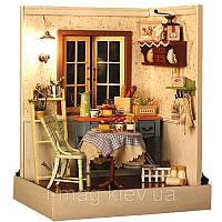 Кукольный домик мини модель Сделай Сам, фото 1
