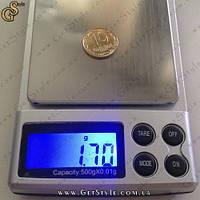 """Сверхточные карманные весы - """"Pocket Scale"""" - от 0.01 до 300 г."""