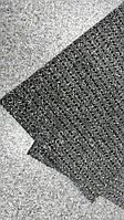 Коврик под дверь резиновый 540 х 390 мм