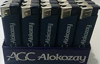 Зажигалки Алокозай