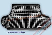 Коврик в багажник из резино-пластика RezawPlast на Kia Picanto 2010-2015 2012