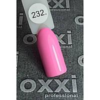 Гель-лак OXXI Professional №232 (Розовый) 8 мл