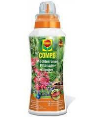 Жидкое удобрение COMPO для средиземноморских растений,250мл