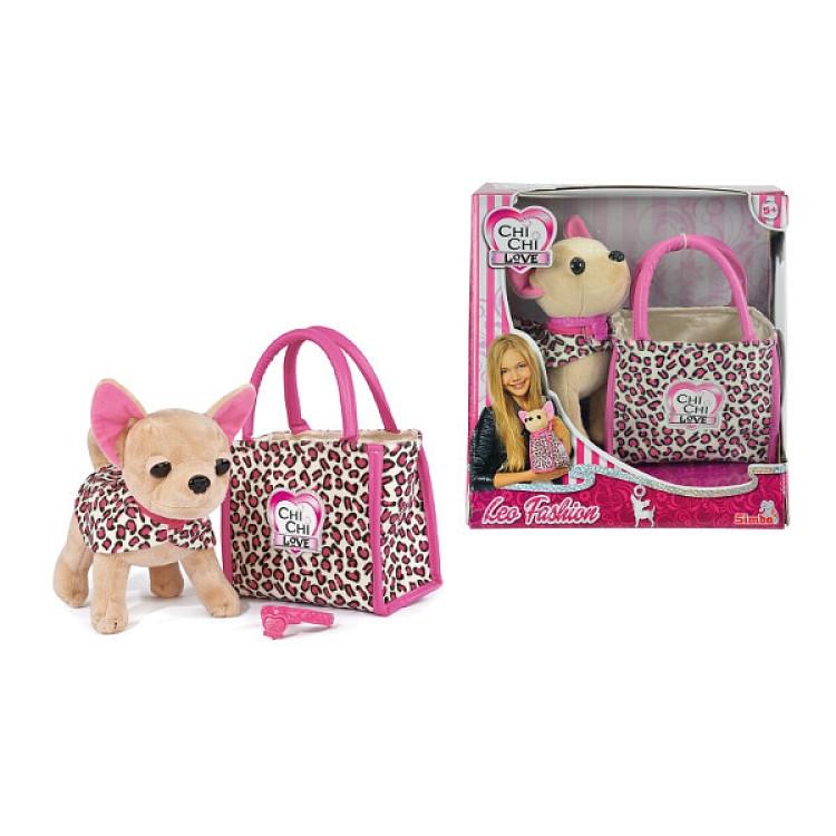 Собачка Chi Chi Love Леопардовый стиль Simba 5892281
