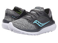 Кроссовки женские Saucony Kineta Relay - Heather/Blue, фото 1