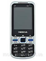 Китайский телефон Nokia Q7, 2sim,2 динамика, фото 1