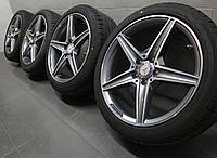 """Колеса 18"""" на Mercedes C-Class W205 AMG"""