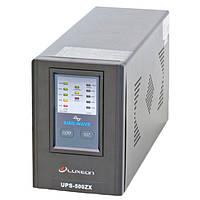Источник бесперебойного питания ИБП для котла Luxeon UPS-500ZX синусоида