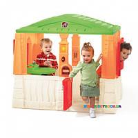 """Детский домик """"NEAT & TIDY Cottage"""" orange Step2 41365, фото 1"""