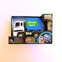 Детская инерционная игрушка «Мусоровоз»