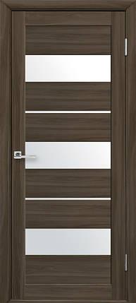 Межкомнатные двери Новый Стиль Лилу стекло белый сатин, фото 2