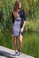 Стильное молодежное платье украинского производителя