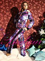 Женский лыжный костюм на меху