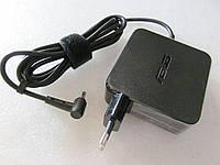 Блок питания Asus 65W 19V, 3.42A, разъем 4.5/3.0 (pin inside) квадратный сетевой ОРИГИНАЛЬНЫЙ