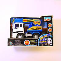 Детская инерционная игрушка «Автокран»