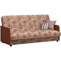 Диван-кровать Рекорд Sofyno 1950х900х900 мм диван, гобелен, деревянные ламели, ДСП, Matroluxe, Украина, гостевой вариант, пружинный блок Bonnel