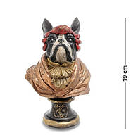 "Декоративная статуэтка ""Собака Генрих"" NS-146"