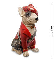 "Декоративная статуэтка ""Собака О'Рейли"" NS-177. Символ 2018"