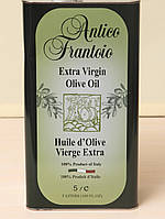 Масло оливковое Antico Frantoio (Антико Франтойо) Extra Vergine 5l