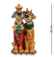 """Декоративная статуэтка """"Собаки Наполеон и Жозефина"""" NS-187"""