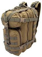 Тактический рюкзак Camo ASSAULT 25L - Coyote