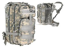 Тактический рюкзак TEXAR BACKPACK TXR 25L камуфляж