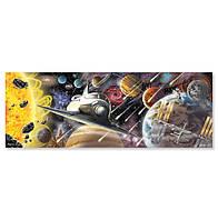 """""""Исследование космоса"""" - напольный пазл, 200 эл., Melissa&Doug, фото 1"""