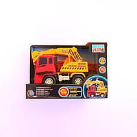 Детская инерционная игрушка «Экскаватор»