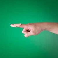 Ортез на палец Oppo 3280. Упаковка - 3 шт. одного размера