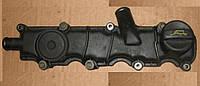 Крышка клапанов 9628257080 б/у 1.9D на Fiat, Peugeot, Citroen (DW8)