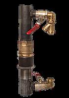 "Байпас 2"" под клапан в комплекте 140 мм"