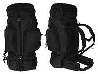 Тактический рюкзак Mil-Tec RECON 88L каркасный - черный , фото 1