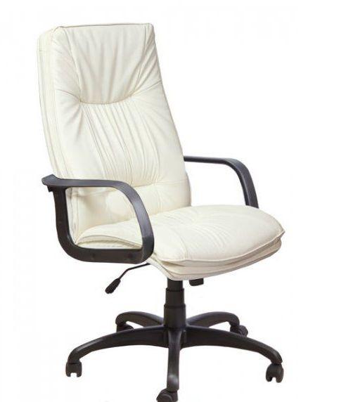Кресло Палермо Пластик Неаполь-50 белый.