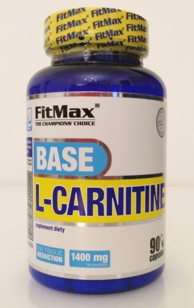Карнитин Base L-Carnitine (60 капс.) FitMax