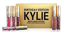 Набор матовых помад Kylie Birthday Edition (6 цветов)