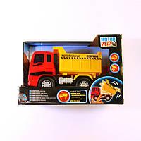 Детская инерционная игрушка «Самосвал»