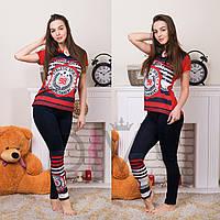 Пижама женская Fushiya fc8132 турецкие пижамы недорого