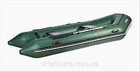 Лодка моторная резиновая надувная из ПВХ STORM шторм STK 380 стк