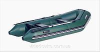 Лодка моторная надувная из ПВХ STORM шторм STM 280-40