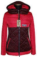 Стильная короткая куртка от производителя, фото 1