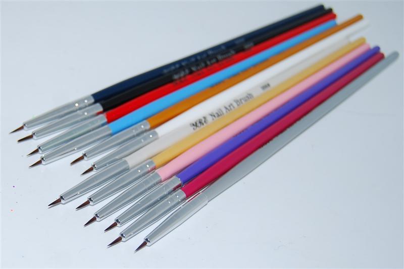 Набор кистей для рисования 12шт NKR-000
