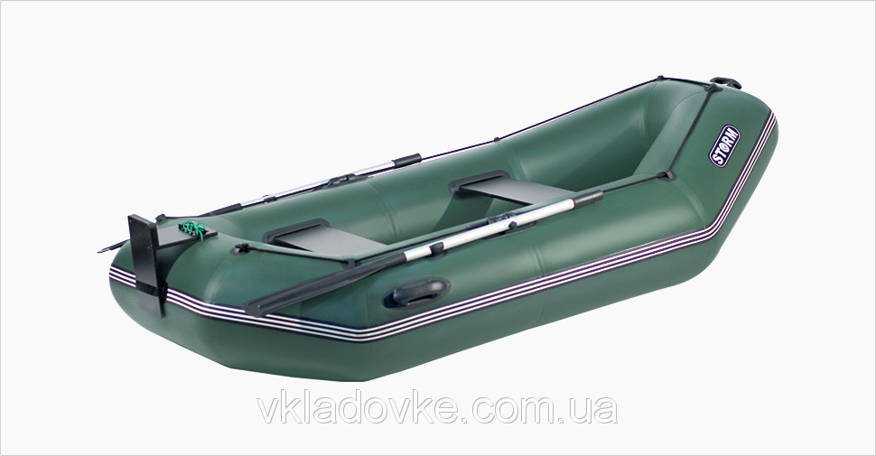 Надувная лодка Storm ss 280 dt  с транцем