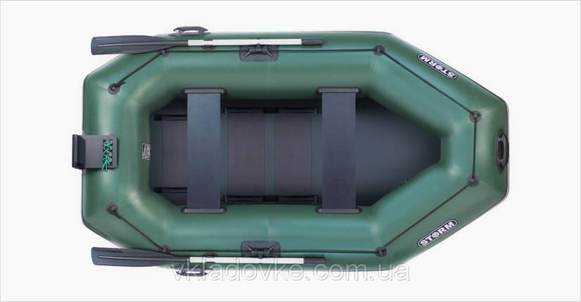 Надувная лодка Storm ss 280 dt  с транцем, фото 2